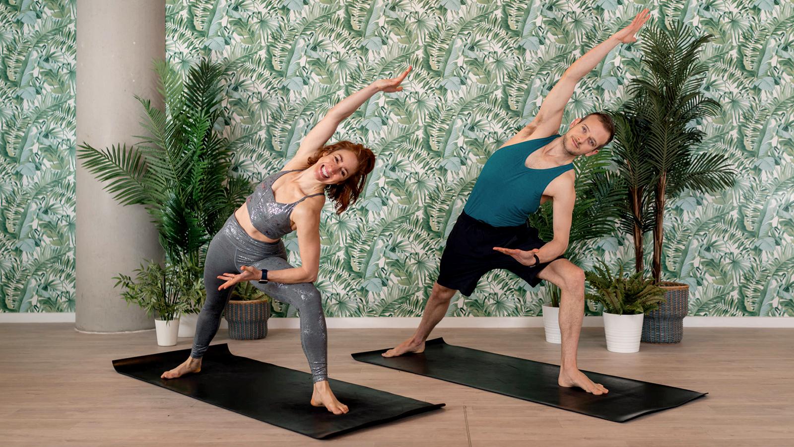 Breakfast Club Yoga classes Frame Disco Yoga