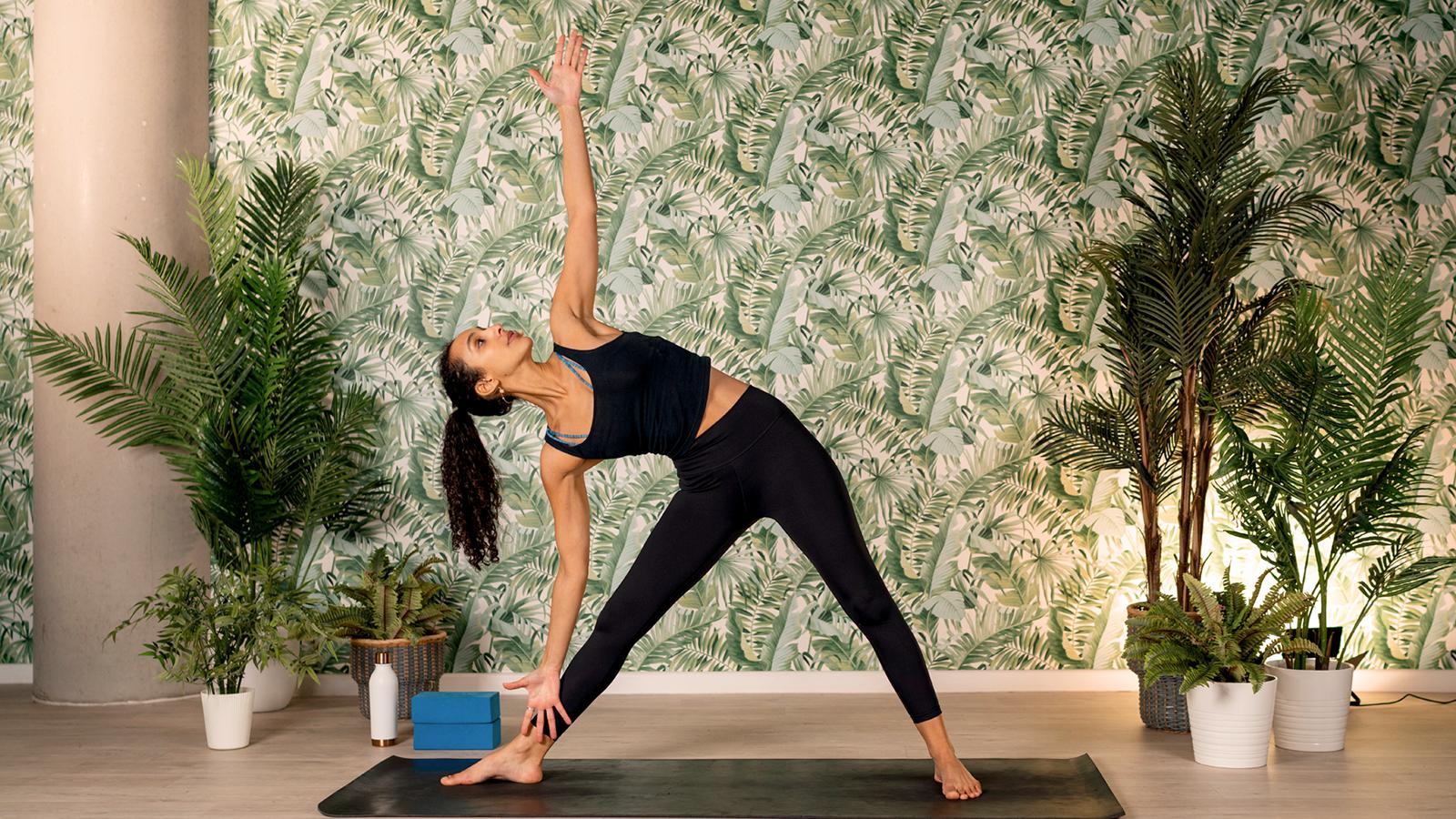 Morning Flow Yoga classes Frame